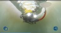 Per l' 'ecorobotica marina', primo tuffo in Antartide