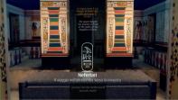 Viaggio in 3D nel nuovo museo Egizio di Torino