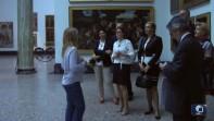 Sanja Vlahovic all'inaugurazione del ciclo di incontri