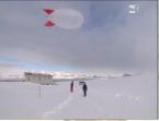 Dirigibile Italia, il villaggio della ricerca tra i ghiacci del Polo nord