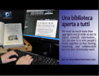 La scienza in biblioteca diventa digital