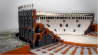 Anfiteatro di Catania: il restyling è in 3D