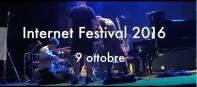 Internet Festival 2016 – 9 ottobre