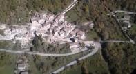 I danni del terremoto visti dall'alto