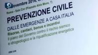Prevenzione Civile: dalle emergenze a Casa Italia. Così lo Stato volta pagina