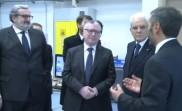 Il Presidente Mattarella in visita al Cnr di Lecce
