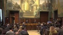 Conferenza stampa Aula Marconi CNR