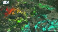 Pollino: radar satellitari e gps per verificare scorrimenti asismici
