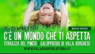 L'Earth Day celebrata a villa Borghese