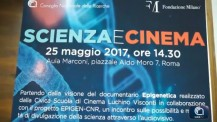 Scienza e Cinema