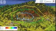Ischia, mappa in 3d dei movimenti del suolo provocati dal terremoto
