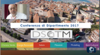 Conferenza Dsctm 2017