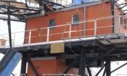 """Acqua alta"", la piattaforma marina del Cnr"