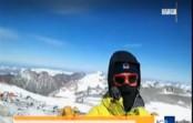 Un test prima dell'Everest