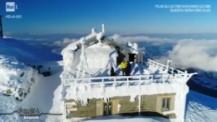 L'osservatorio climatico di Monte Cimone del Cnr