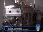Laser ad altissima potenza per applicazioni biomedicali