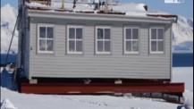 'Dirigibile Italia', la stazione del Cnr in Artico