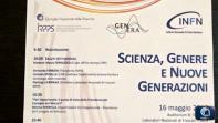 Scienza, genere e nuove generazioni