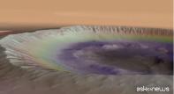 Spazio, saluti da Marte: le straordinarie foto scattate da Cassis