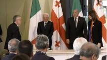 Accordo collaborazione scientifica tra Italia e Georgia