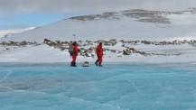 La ricerca della vita su Marte parte da un lago ghiacciato in Antartide