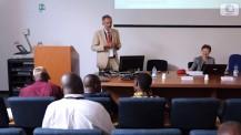Corso internazionale di formazione per operatori dei servizi meteo africani