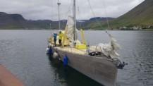 Alla ricerca di microplastiche nell'Artico