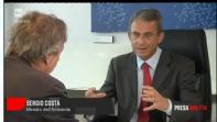 Presa Diretta, intervista al Ministro dell'ambiente
