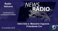 Conferenza sul clima, Inguscio: la scienza non sottovaluta i rischi