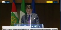 95esimo Cnr: l'importanza del sapere nell'intervento del presidente del Consiglio dei Ministri