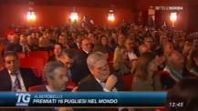 Inguscio tra i premiati che hanno fatto grande il nome della Puglia