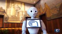 Pepper, il robot umanoide del Cnr-Icar