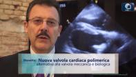 Nuova valvola cardiaca in materiale polimerico
