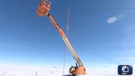 Il nuovo radar antartico Dome C North