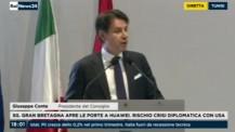 Il premier Conte cita il presidente del Cnr a Tunisi
