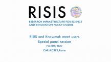 Risis, l'infrastruttura per gli studi su ricerca e innovazione