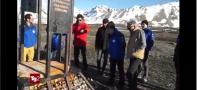 Artico: Bussetti visita la stazione di ricerca del Cnr
