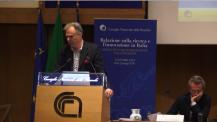 Relazione ricerca e innovazione: intervento di Daniele Archibugi