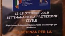 La scienza del Cnr per il sistema nazionale di  protezione civile