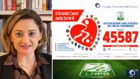 Carmen Valente sostiene la ricerca del Cnr