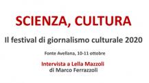 Festival del giornalismo culturale 2020