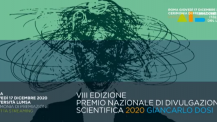 Premio divulgazione scientifica 2020